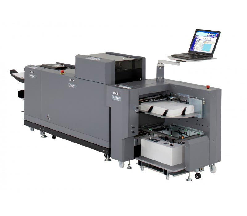 Duplo 350 Digital Booklet System