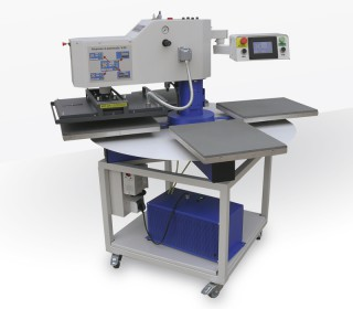 Термотрансферный пресс SCHULZE AirPress-4-X Automatic, 4х40x50 cm