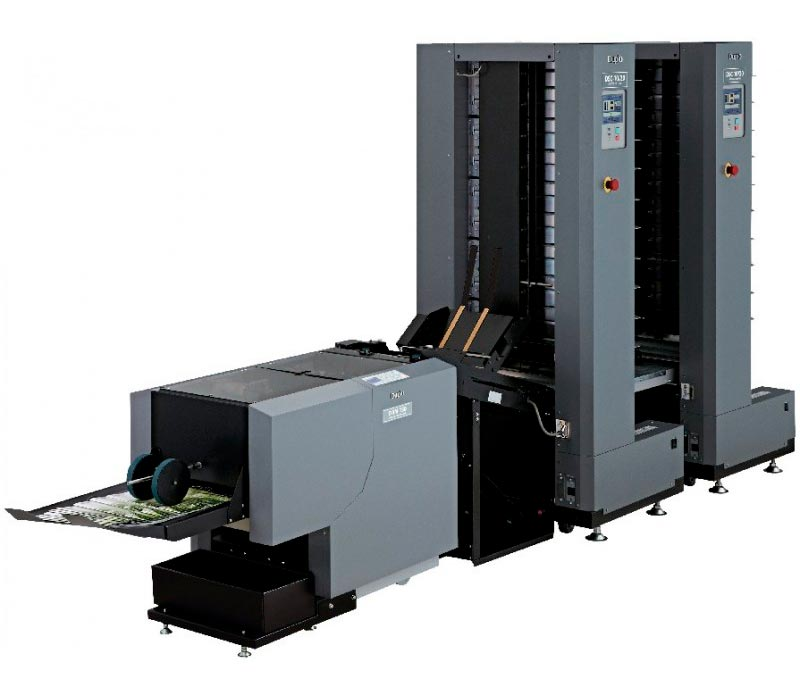150C Booklet System